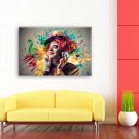 Tablouri Canvas 0167 - Celebritati