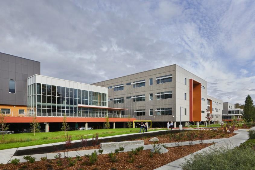 Liceul Mount Si / NAC Architecture / SUA