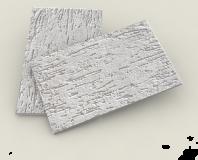 Placi Ecofort textura tencuiala/ scoarta de copac