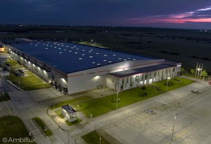 Iluminat hala industriala cu lampi LED  Bors, Bihor ELECTRONIC INTERACTIV