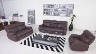 Canapele si fotolii cu recliner pentru sufragerie - PERFECT