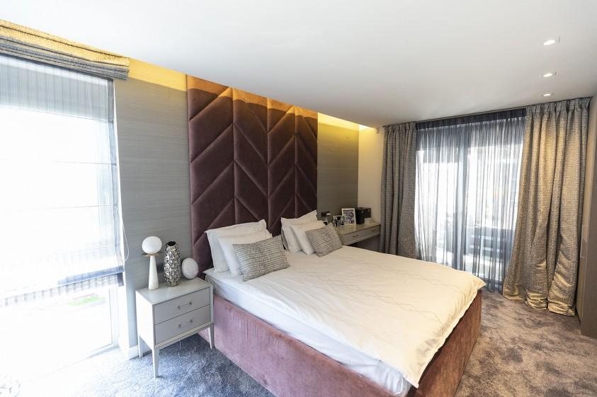 Dormitorul matrimonial  PIATRAONLINE
