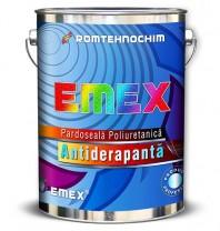 Pardoseala Poliuretanica Antiderapanta EMEX, Gri