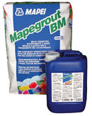 Mortar bicomponent cu contractie compensata Mapei Mapegrout BM