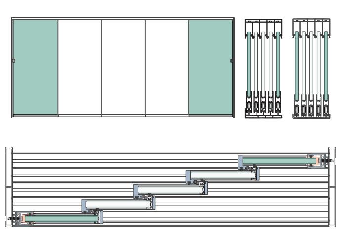 Sistemul de glisare de ultimă generație SliderNext