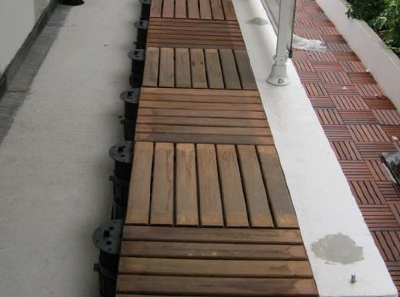 Am nevoie să înalț terasa exterioară. Ce pot să fac?