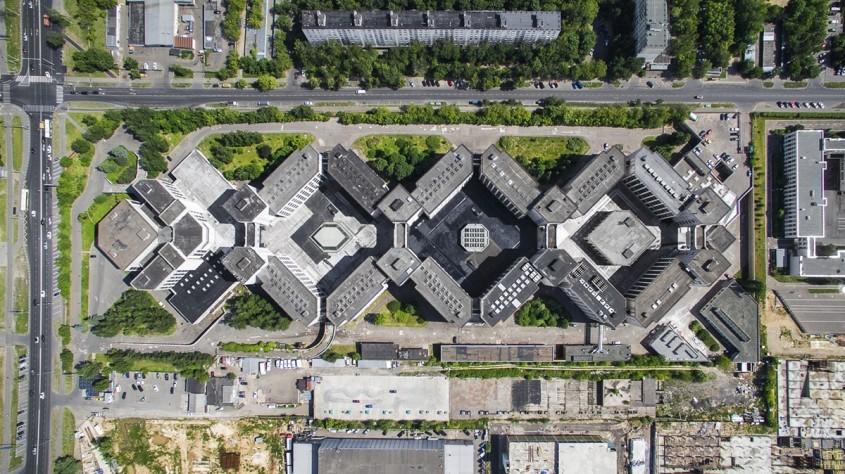 Sankt Petersburg, Rusia - Institutul de Chimie Bioorganica al Academiei Ruse de Stiinta