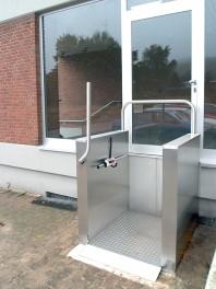 Platforma verticala - HIRO 450