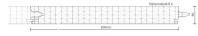 Sistem modular cu panouri din policarbonat - arcowall 5613