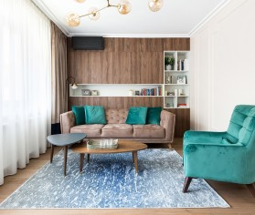 Design interior apartament 3 camere - Proiect #MyFamousHome