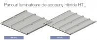 Panouri luminatoare de acoperis hibride HTL