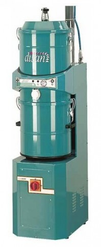 Aspirator central - Super compact Turbo 2,2 kW