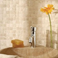 Mozaic Travertin Classic Antichizat 4.8 x 4.8 cm MPN-2060