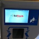 Sistem de parcare cu plată instalat de Tritech Group în parcarea din zona Spitalului Clinic Județean