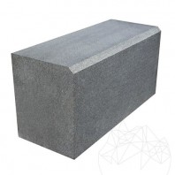 Bordura Granit Gri Antracit 20 x 25 x 50cm PIATRAONLINE  PC-3264