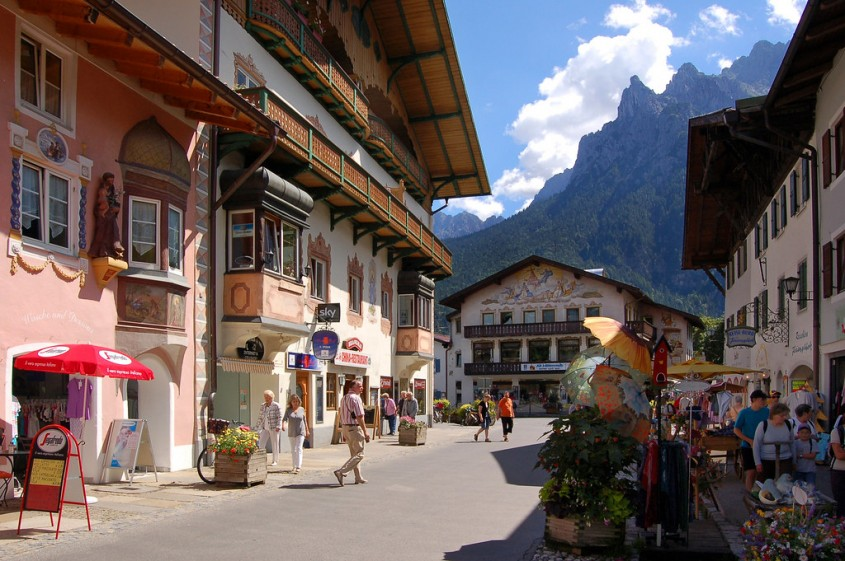Mittenwald, Germania