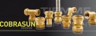 Racorduri cu prindere rapida pentru tubul ondulat de inox DN 16-20-25 - COBRASUN