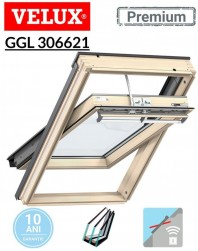 Fereastra de mansarda inteligenta electrica Velux GGL 306621