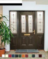 Uşă de exterior - PALERMO