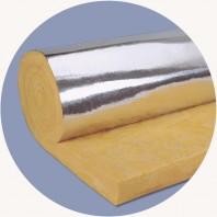 Saltea din vata minerala de sticla cu folie de aluminiu URSA TF R2/Ah