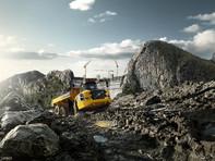 Dumper, camion articulat - Volvo A35G FS