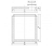 Camin pentru statii pompare apa uzata - DN1600/DN1800/DN2000 - ELPRECO