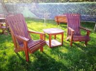 """Set mobilier de grădină """"Relax"""""""