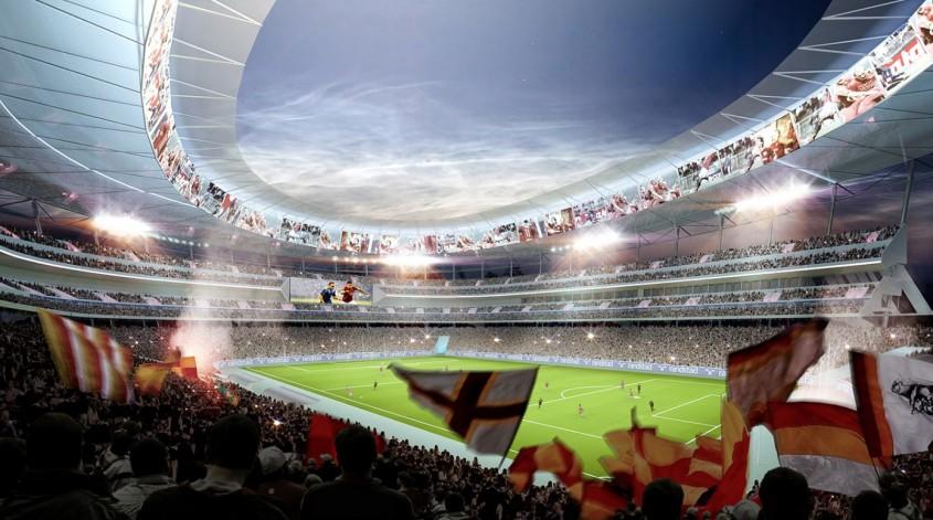<b>Stadio della Roma</b>