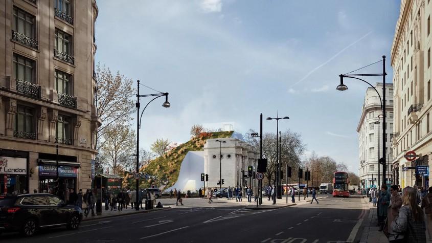 """Un """"deal"""" înverzit în Londra"""