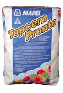 Mortar predozat pentru prepararea sapelor de egalizare - TOPCEM PRONTO