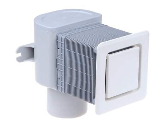 Piesa de ventilatie inzidita pentru aerisirea coloanelor de canalizare - HL905