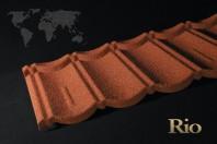 Țiglă metalică pentru acoperiș Rio