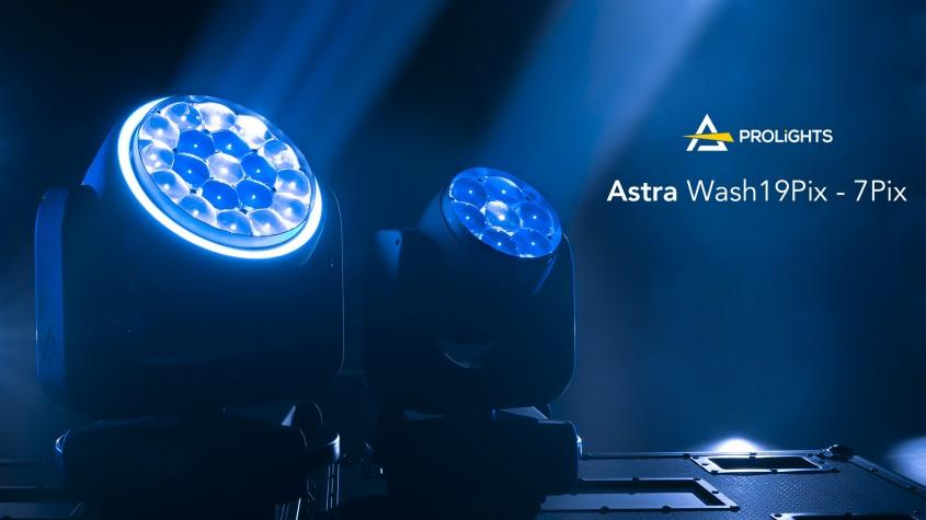 Prolights Astra – lumini profesionale pentru aplicaţii indoor sau outdoor