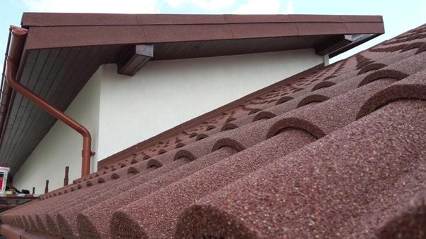 Țigla metalică cu piatră naturală DECRA Roman de la Pro Construct  -  Inspirație, distincție si eleganță