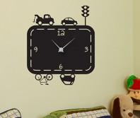 """Sticker tip ceas de perete """"Oraselul Copiilor"""""""