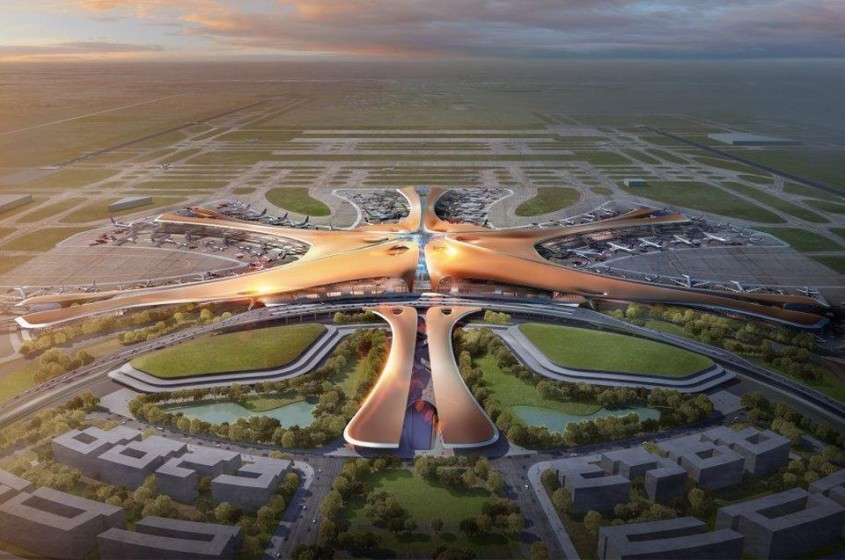 Aeroportul International Beijing Daxing, cel mai mare aeroport din lume