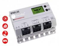 Controller solar profesional - MPPT WRM20 100V