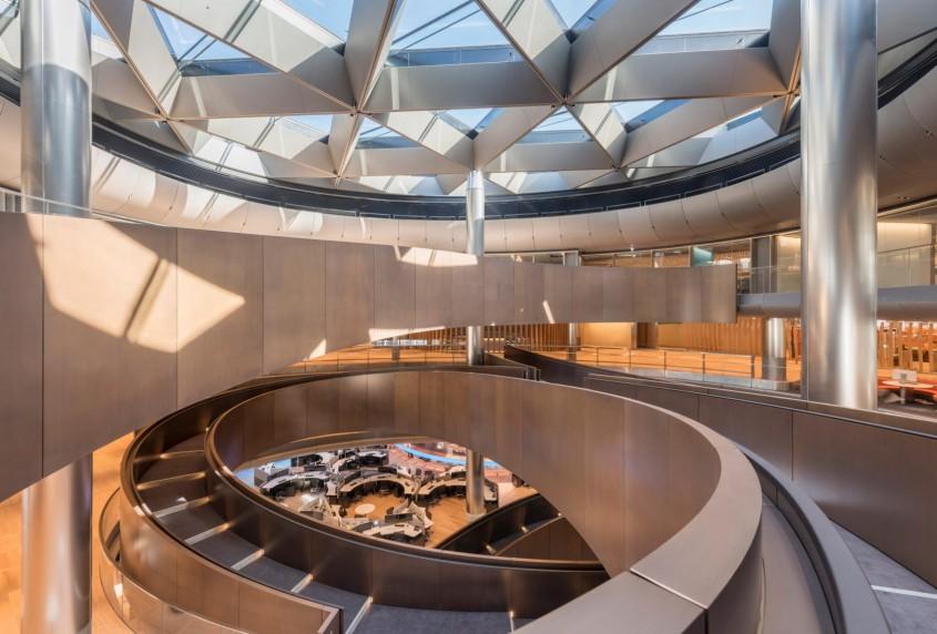 """""""Cea mai sustenabilă clădire de birouri"""" a câștigat Premiul Stirling 2018"""
