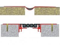 Profile de dilatatie pentru terase si acoperisuri