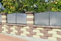 Gard din beton - Arcadia