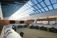 SageGlass - Vitraj cu transmisie luminoasa si control solar reglabil