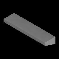 Etajera din otel inox - SANELA SLZN 65