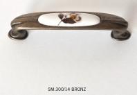 Maner SM.300-14 BRONZ
