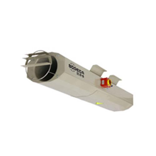 Ventilator pentru desfumare - model THT / IMP