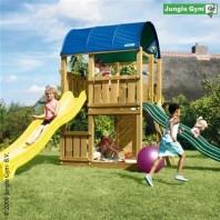 Locuri de joaca pentru copii - JUNGLE GYM FARM