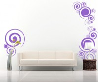 Sticker Decor abstract - Beestick