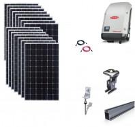 Sistem fotovoltaic on-grid Fronius 5kwp prindere tabla