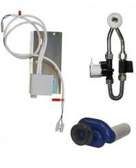 Unitate de spalare cu senzor radar pentru pisoar - SANELA SLP 70 RS