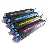 Toner HP Q6001/2/3 C.M.Y