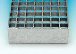 Gratare metalice presate P pentru incarcari ridicate